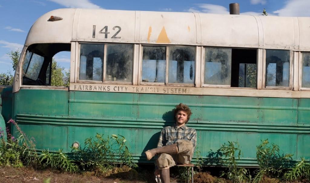 Into the Wild - Nelle terre selvagge è un film del 2007 scritto e diretto da Sean Penn.