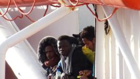 Di nuovo porti chiusi ai migranti