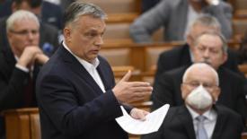 Orban, misure anti coronavirus o altro?