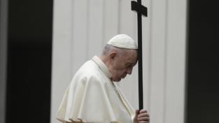 Il Venerdì Santo di papa Francesco