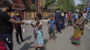 Coronavirus, manipolazioni politiche in India