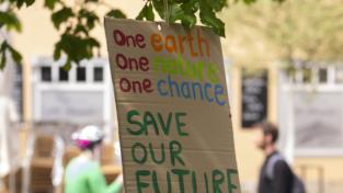 Un patto per salvare la terra, ora o mai più