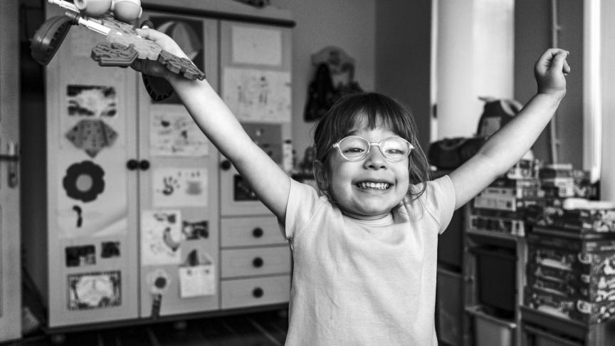 """Coronavirus, bambini felici al """"parco della vita"""""""