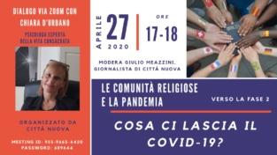 Covid-19 e comunità religiose