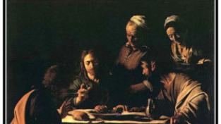 La Resurrezione secondo Caravaggio