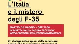 L'Italia e il mistero degli F35