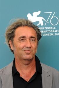 Paolo Sorrentino. Photo Piergiorgio Pirrone - LaPresse