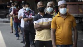 Domande sul mondo dopo la pandemia