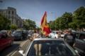 L'estrema destra manifesta in Spagna