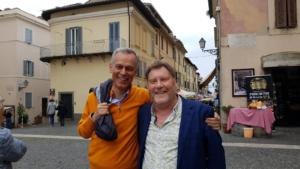 Mark a Castelgandolfo per NetOne