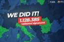 Europa, un milione di firme a favore delle diversità nazionali e linguistiche