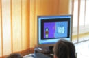 Bambini immersi nel web