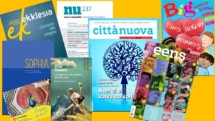 Riprendono le spedizioni delle riviste di Città Nuova