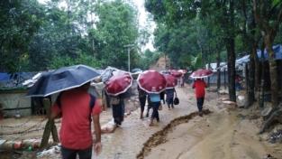 Coronavirus: rifugiati Rohingya in Bangladesh