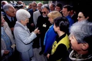 2001. Un congresso ecumenico a Castelgandolfo