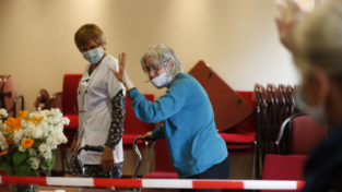 Anziani tra morte e vita