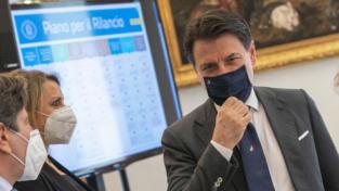Conte, tempi stretti per il Piano di rilancio italiano