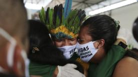 Amazzonia, comunità indigene e Covid 19