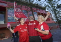 Liverpool, è festa ad Anfield