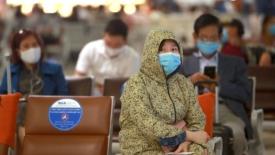 Coronavirus, il paziente n° 91 finalmente sorride