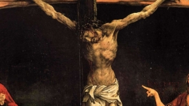 Mathis Grunewald, il crocifisso di Colmar