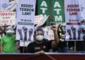 Filippine, scontro sulla legge antiterrorismo