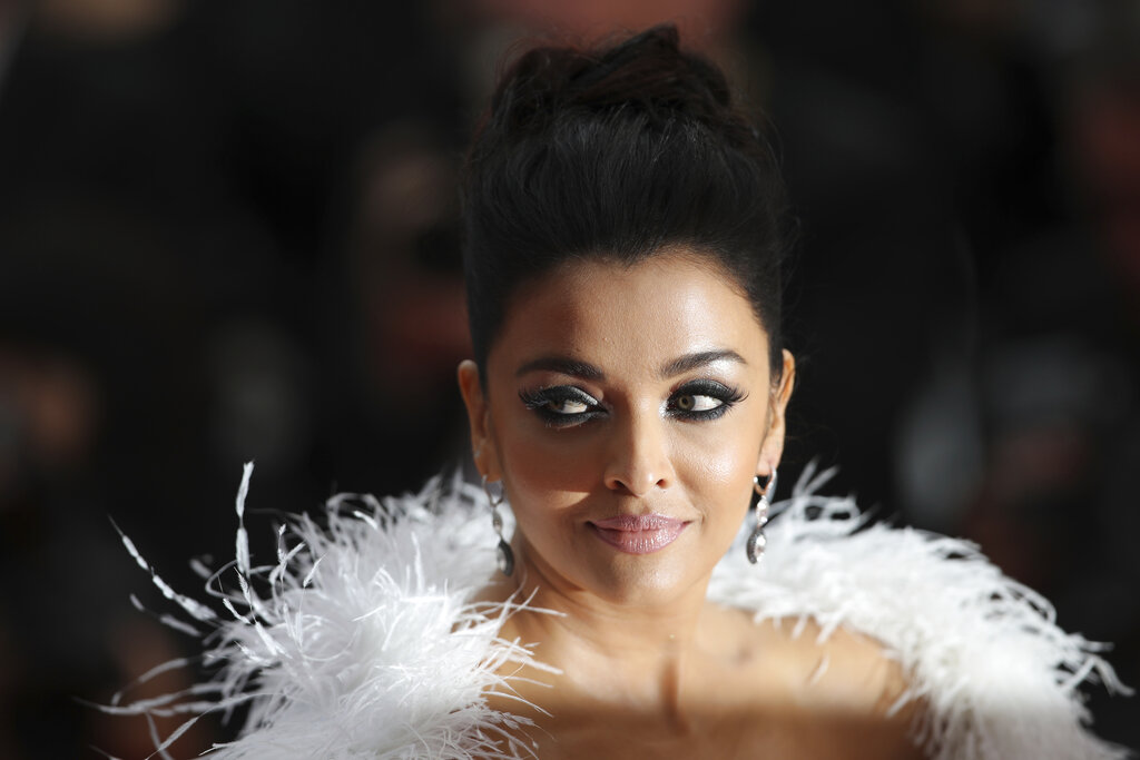 Aishwarya Rai Bachchan (AP Photo/Petros Giannakouris, File)