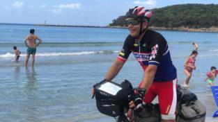 1200 chilometri in bici
