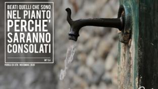 Podcast CN+ Lorena Bianchetti legge la Parola di vita di novembre