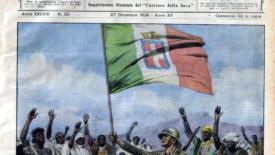 Italia, la storia rimossa del passato coloniale