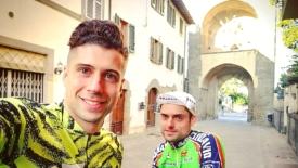 In bici per l'alba d'Italia