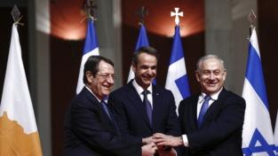 La contesa del gas nel Mediterraneo