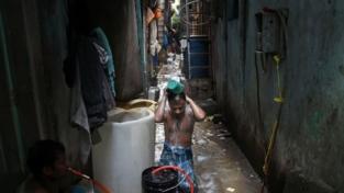 Mumbai, a Dharavi il virus non è così letale