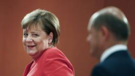 La Germania alla guida dell'Unione europea