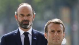 Edouard Philippe messo alla porta
