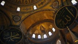 Turchia, Haghia Sophia di nuovo moschea