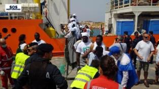Migranti, Lampedusa al collasso