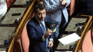 Open Arms, Salvini sarà processato