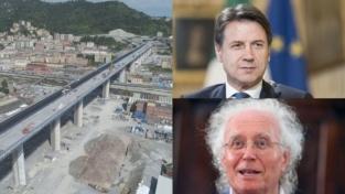 Ponte di Genova, è bagarre