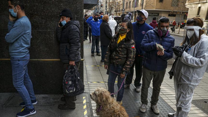Cile: fondi pensione in crisi