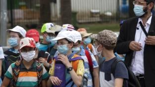 I bambini, il corpo e gli affetti in tempo di pandemia