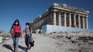 Grecia: un'estate bollente tra Covid e tensioni politiche
