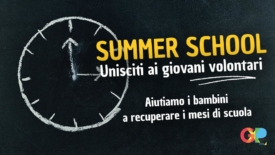Le Summer School di Sant'Egidio