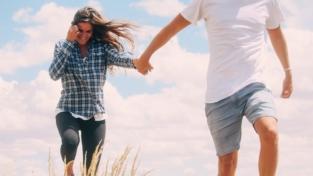 La danza della coppia tra avvicinamento e allontanamento