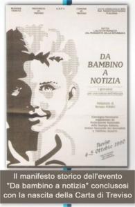 Manifesto Carta di Treviso