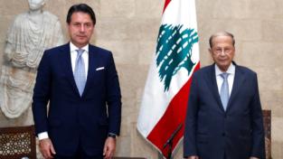 Anche l'Italia a Beirut