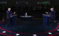 Nella notte di Cleveland il primo (aspro) confronto tv Trump-Biden