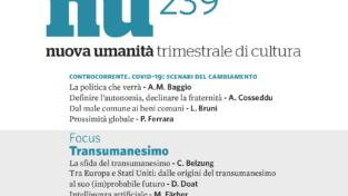 Nuova Umanità tra Covid 19 e transumanesimo