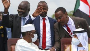 Sudan, accordo di pace