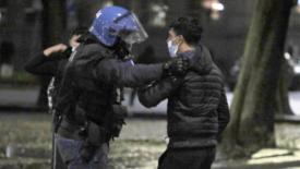 Proteste (anche violente) contro il Dpcm